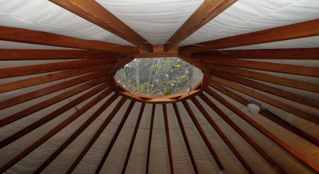 Yurt Camping on the Oregon Coast