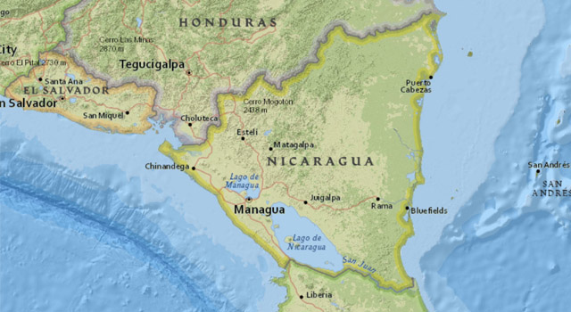 Day Trip to Nicaragua