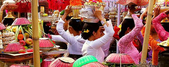 The Festivals of Bali