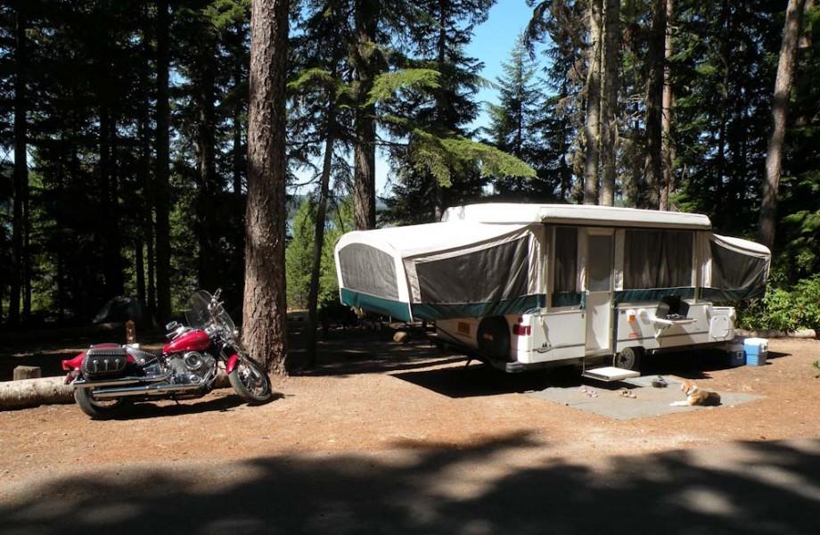 Caravan Camping in the UK
