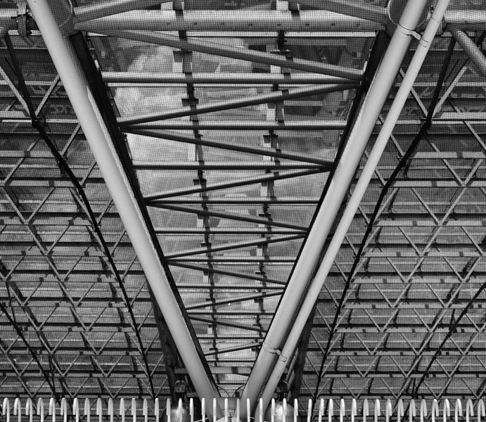 Photo of the Week: Airport Geometrics