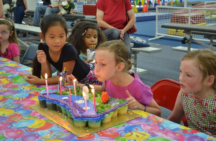 Photo of the Week: Sydney's 8th Birthday