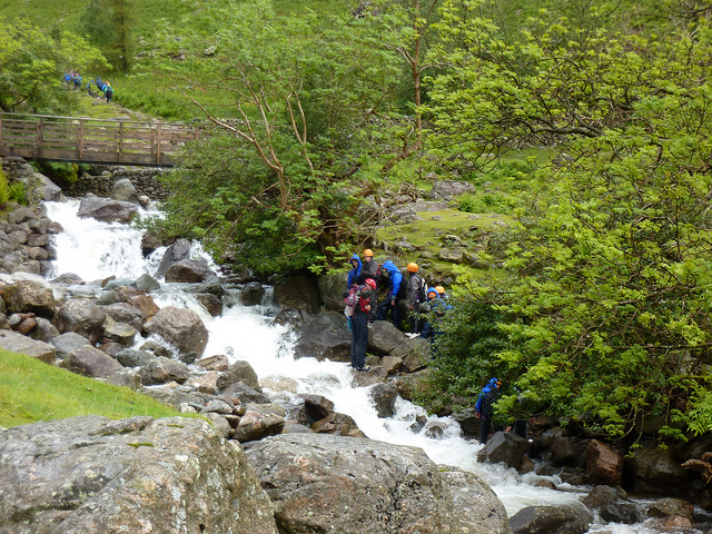 Three Sporting Activities in The Lakes