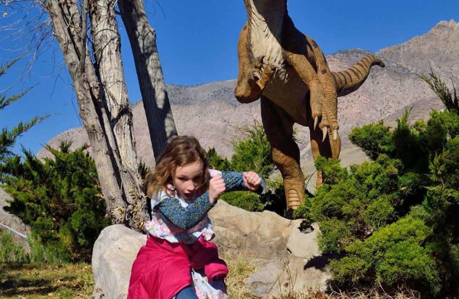 A Trip to Dinosaur Park