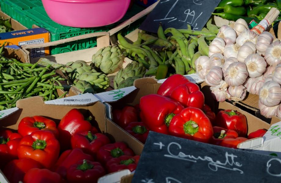 Sydney's Corner: Arles Street Markets