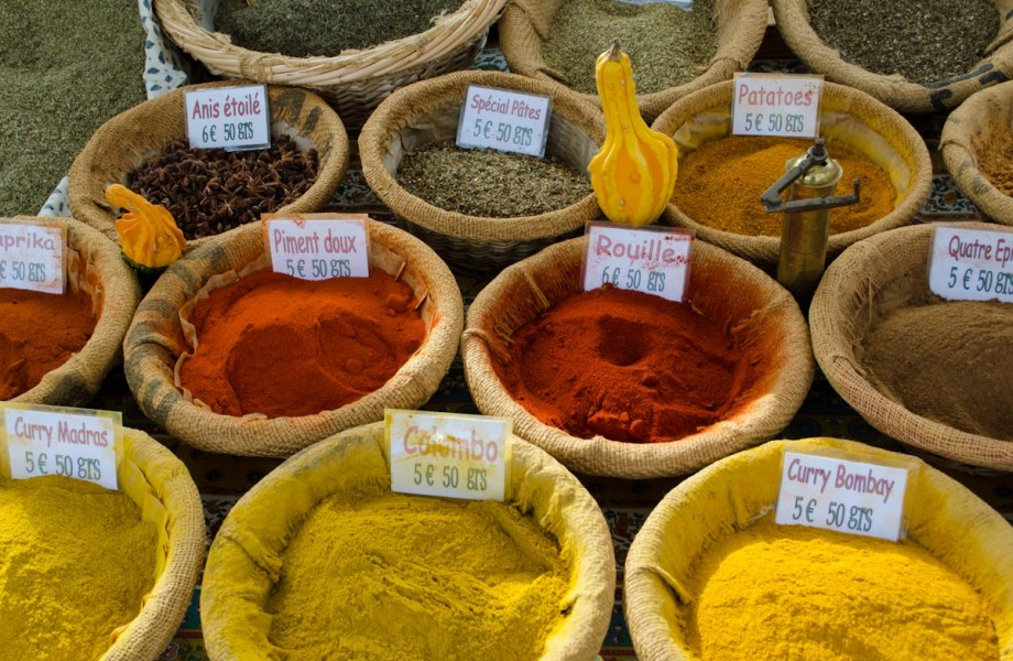 Photo of the Week: Spices