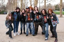 Heavy Metal Parisians