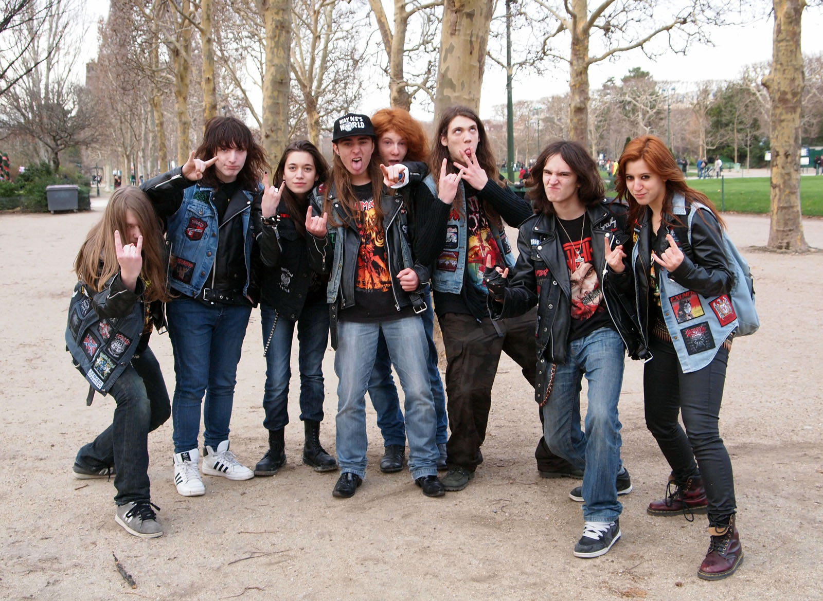 Heavy Metal Parisians