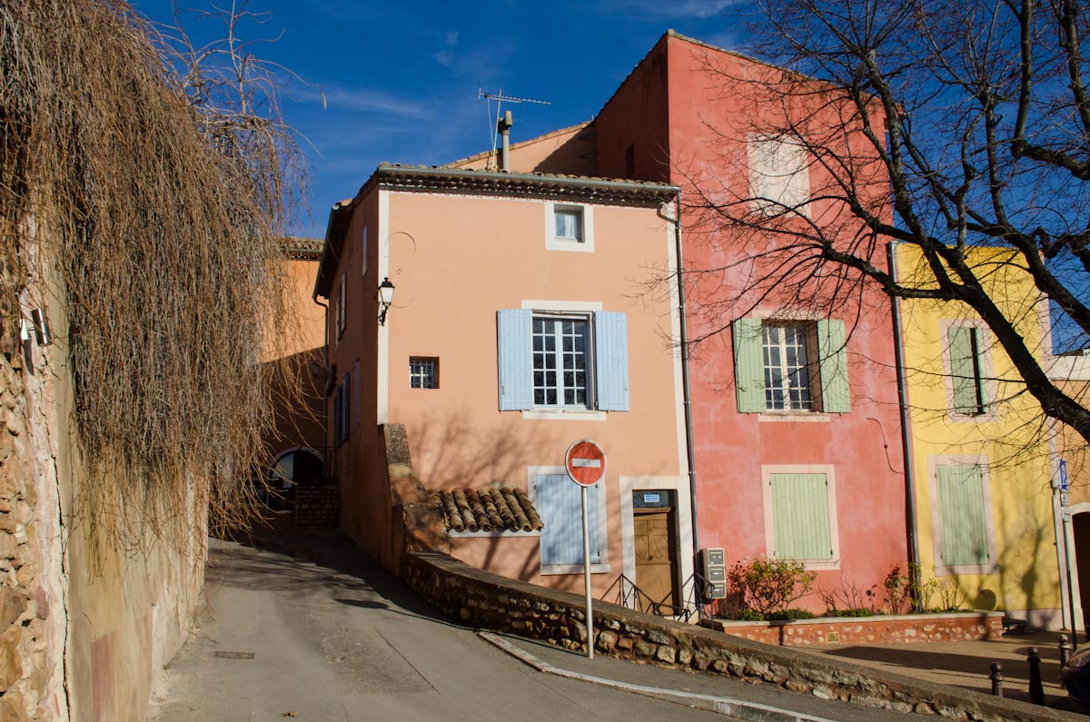 Colorful Roussillon