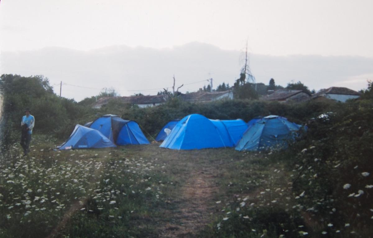 Archeology Campsite