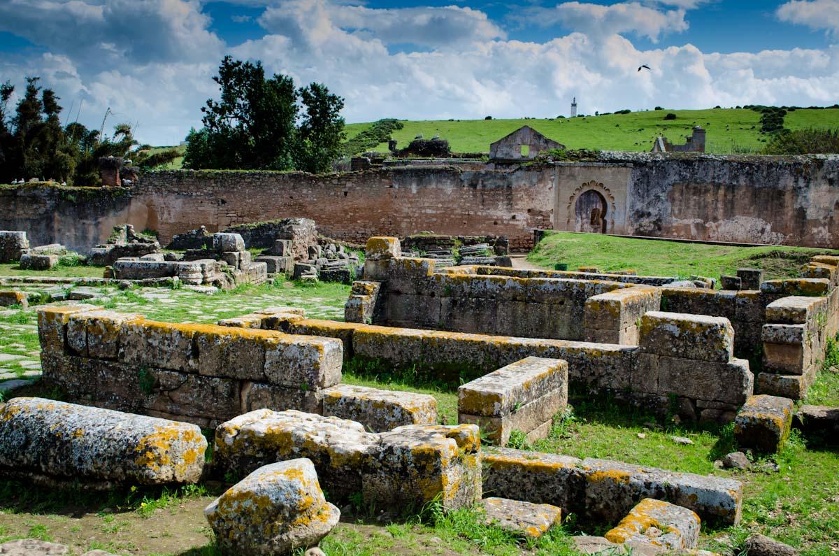 Roman Ruins of Chellah