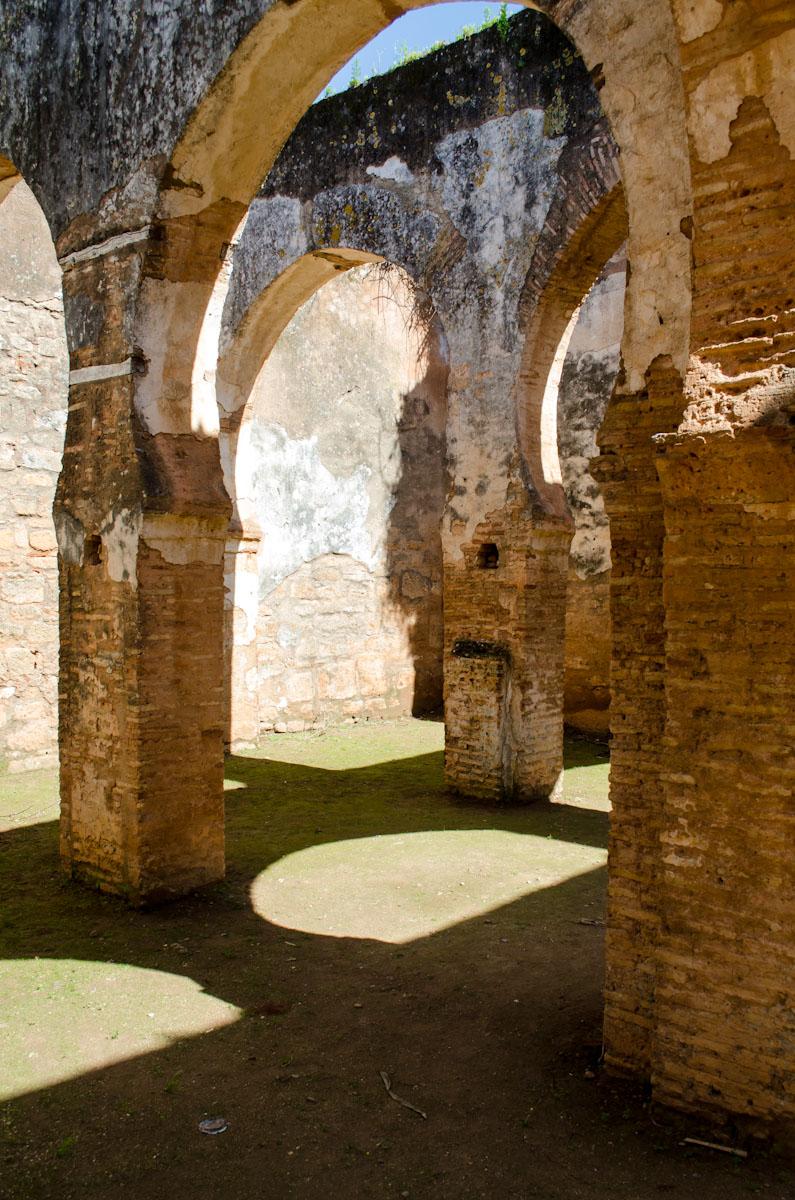 Ruins of Chellah