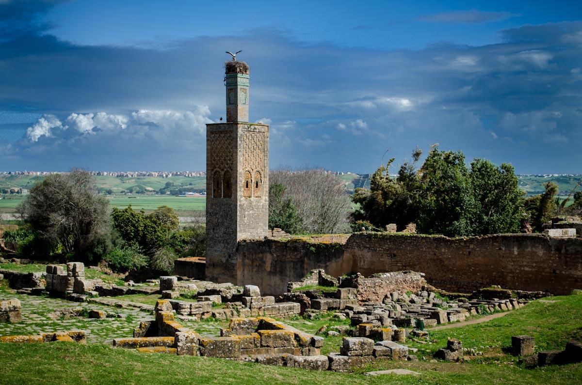 Minaret of Chellah