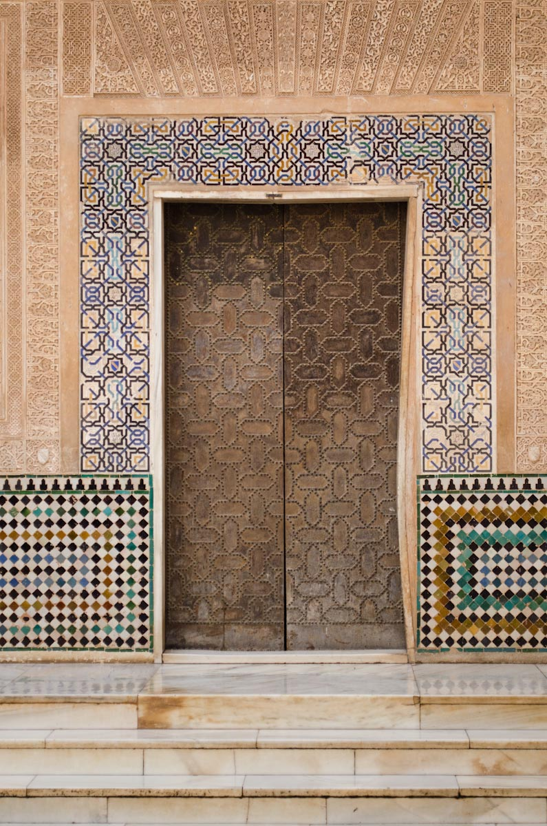 Doors of Alhambra