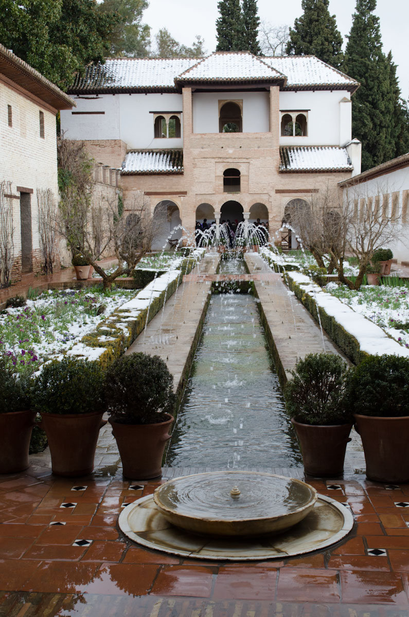 Summer Palace of Alhambra