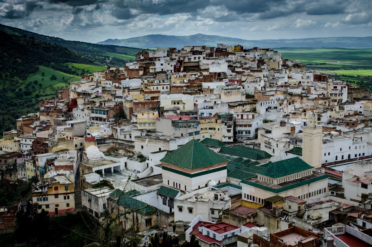 Journey to Moulay Idriss: Morocco's Holiest City