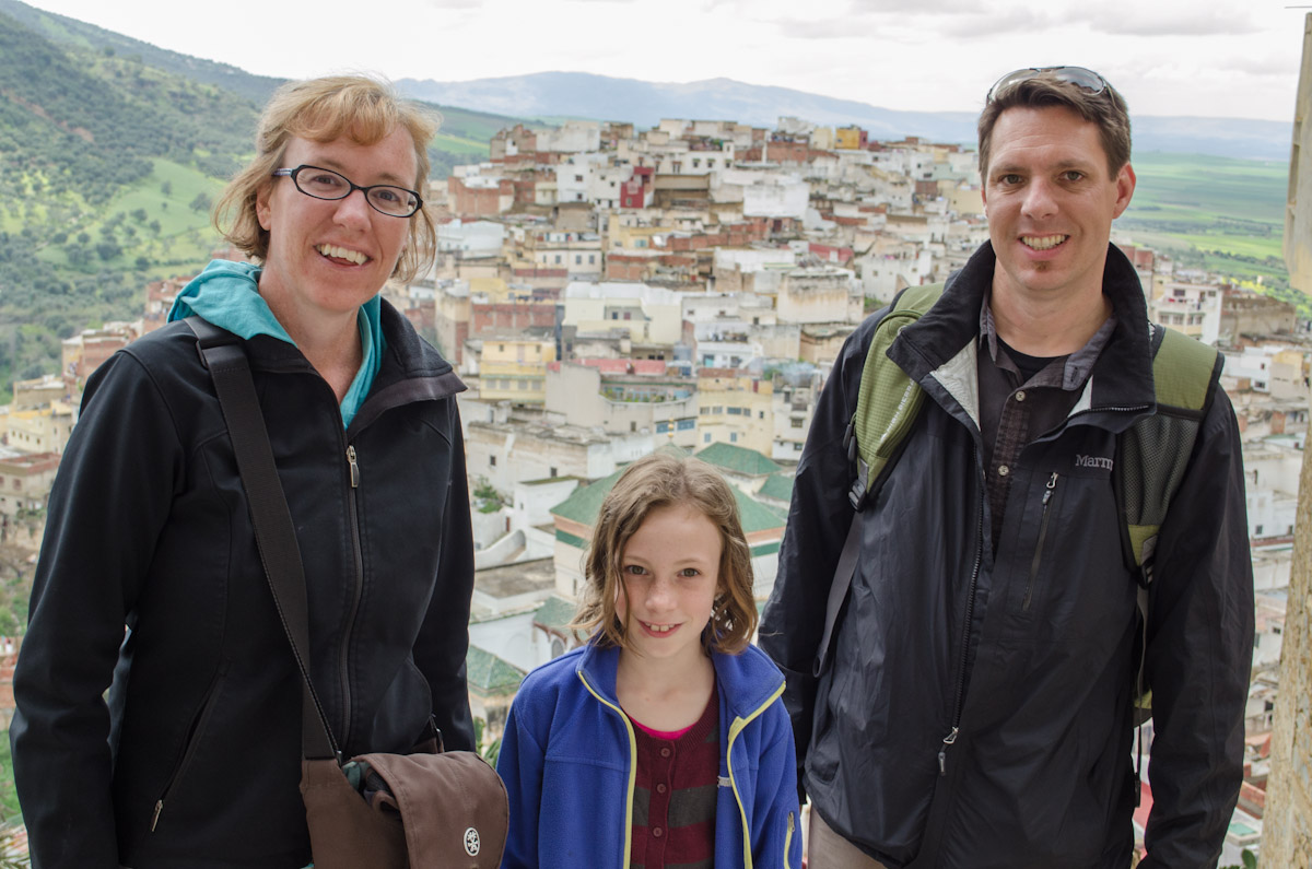 Travel Junkies in Moulay Idriss