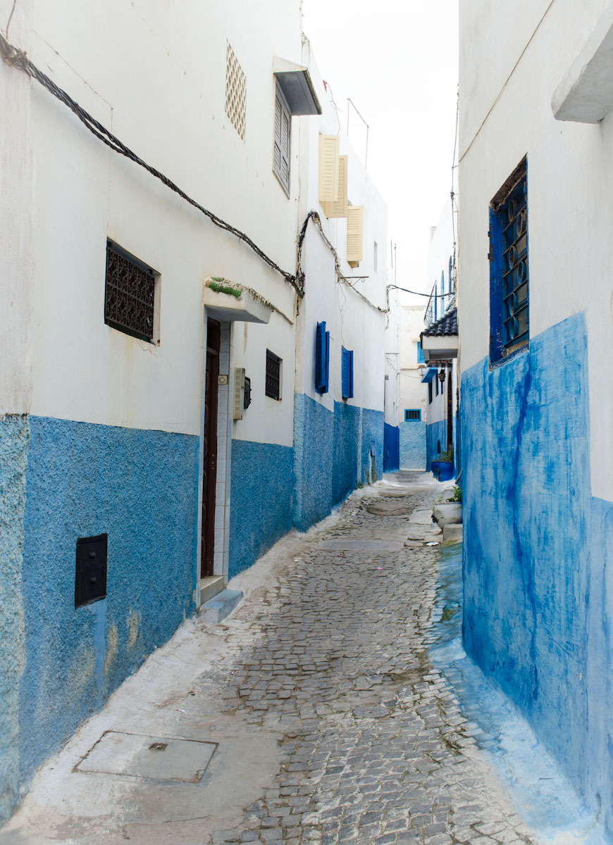Alley in the Kasbah