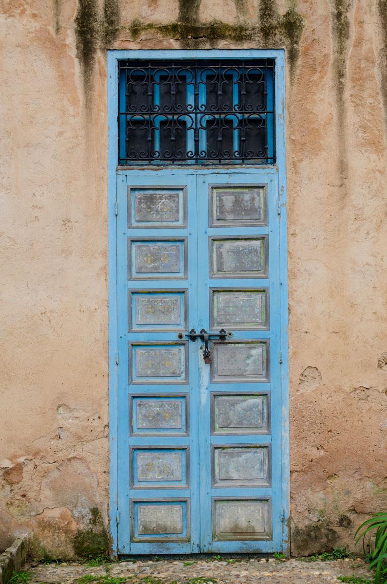 Door at Garden