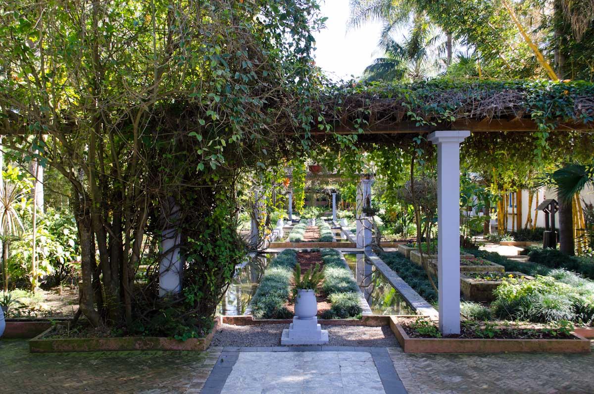 8 things to do in rabat morocco for Jardin oudaya rabat