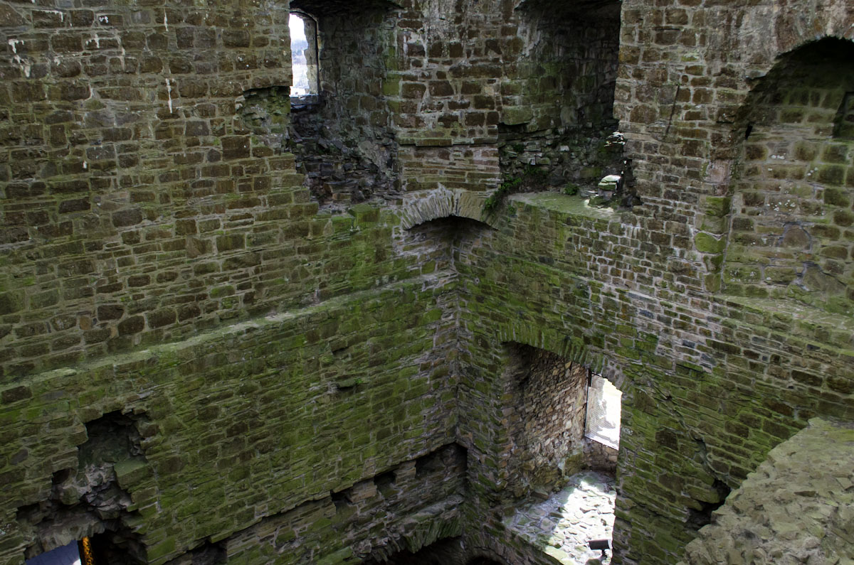 Inside Trim Castle