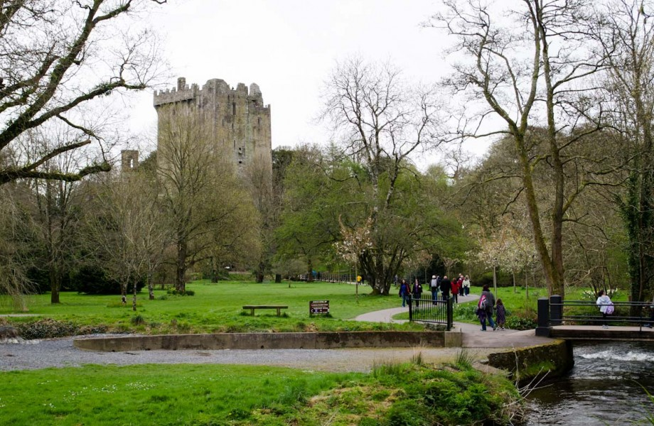 Sydney's Corner: All About Blarney Castle
