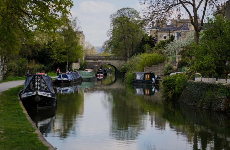 Exploring the Kennet and Avon Canal