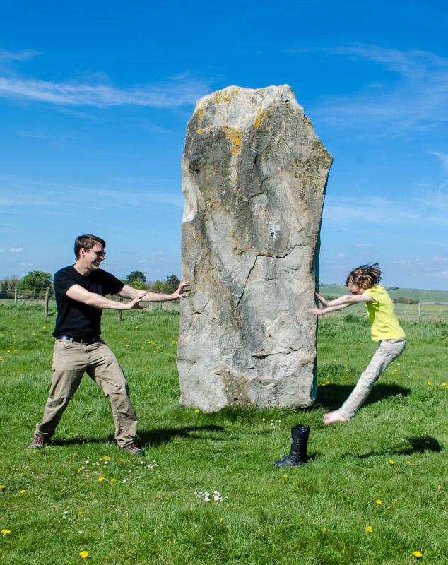 The Mystical Powers of the Avebery Stones