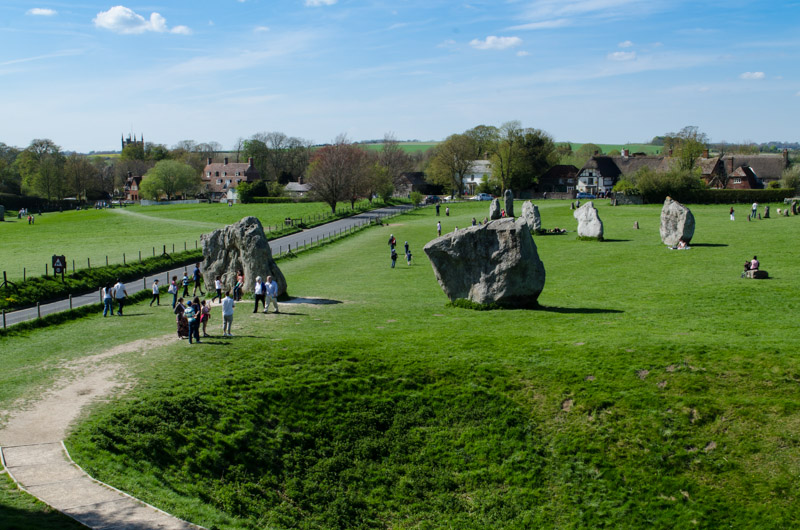 Photos of Avebury Monument