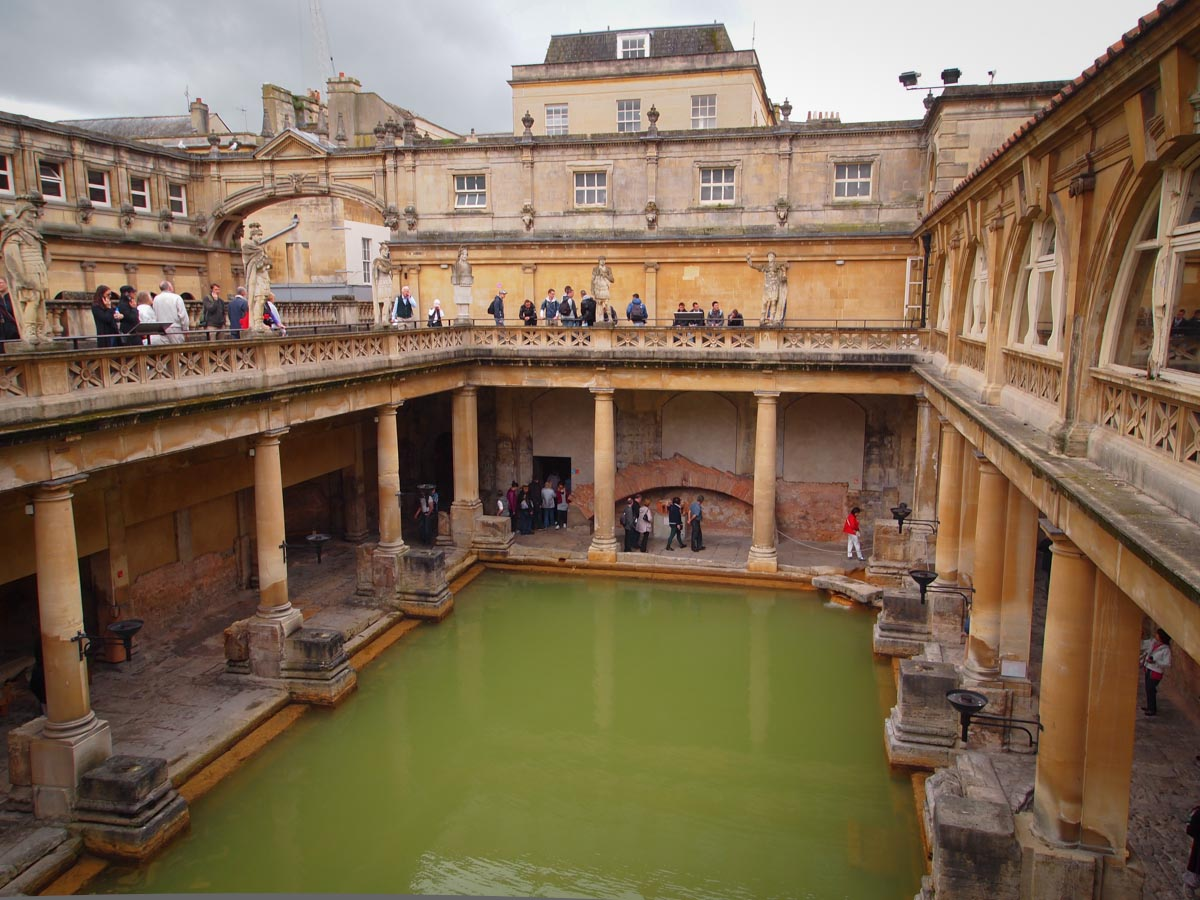 photo essay the r baths in bath england the r baths