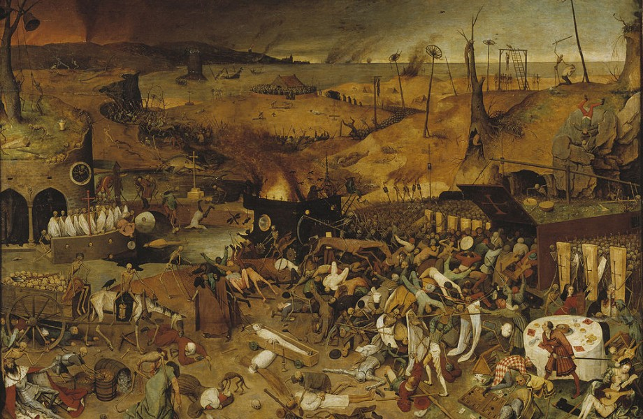 Sydney's Corner:  All About the Black Death