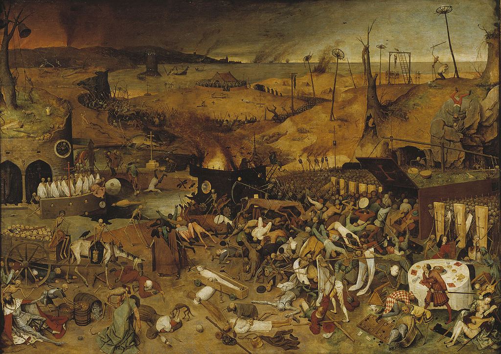 The Triumph of Death by Pieter Bruegel