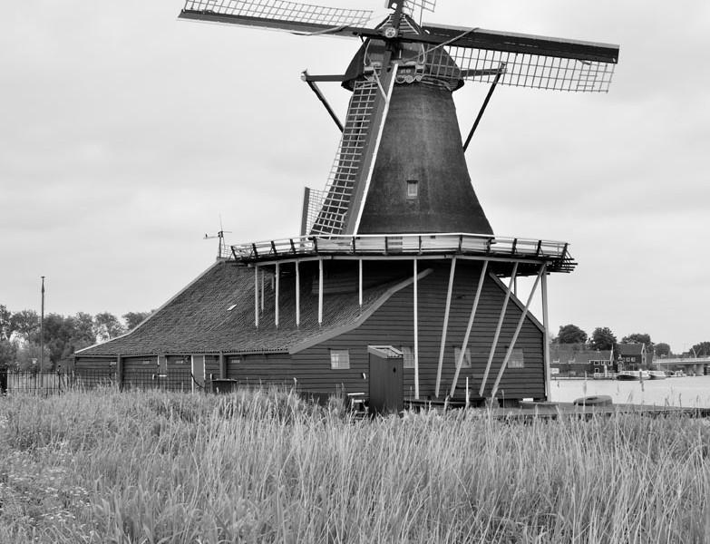 Photo of the Week: Dutch Windmill