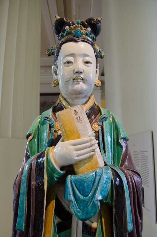 Statue From China