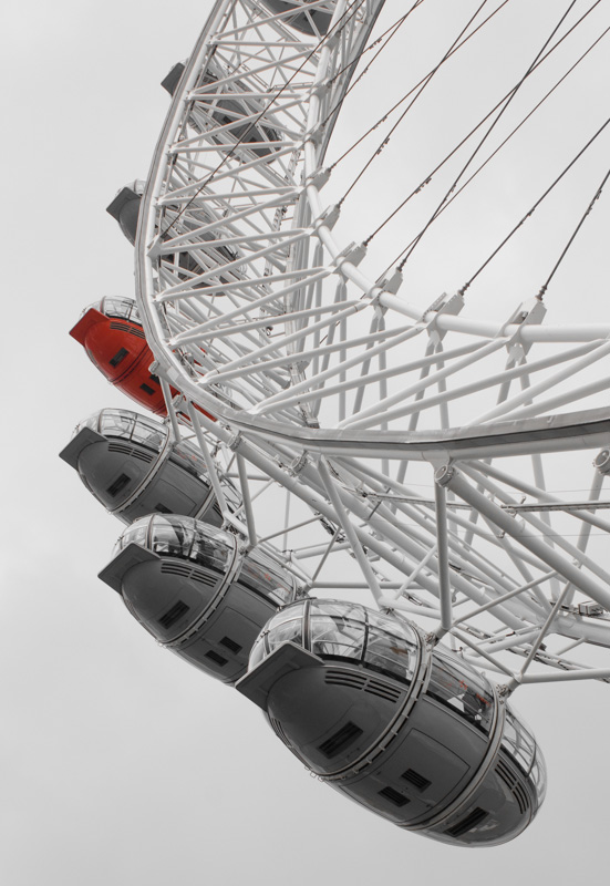 London in Red-8