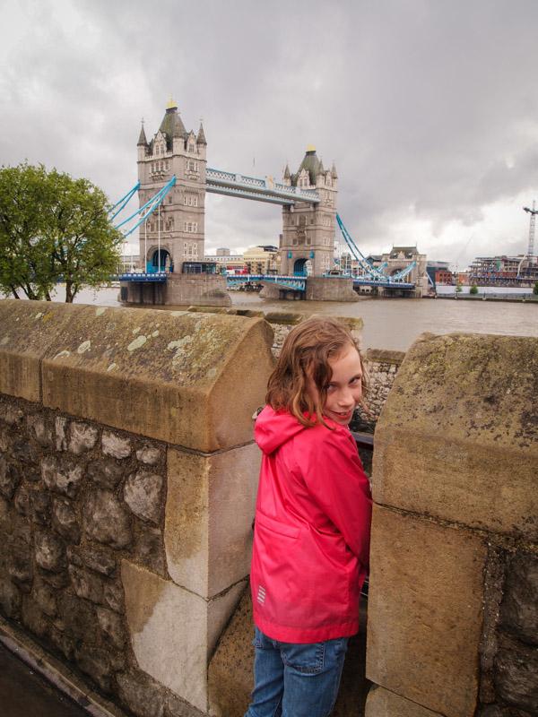 Sydney and Tower Bridge