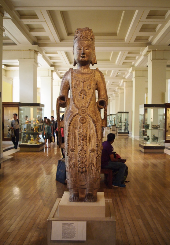Statue from Asia