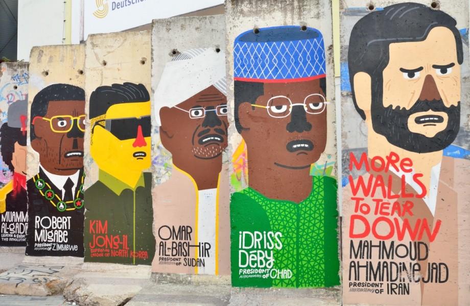 Photo of the Week: Berlin Wall