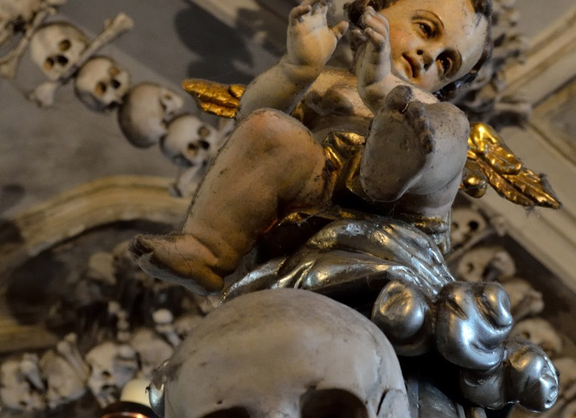 Photo of the Week: Prague's Bone Church