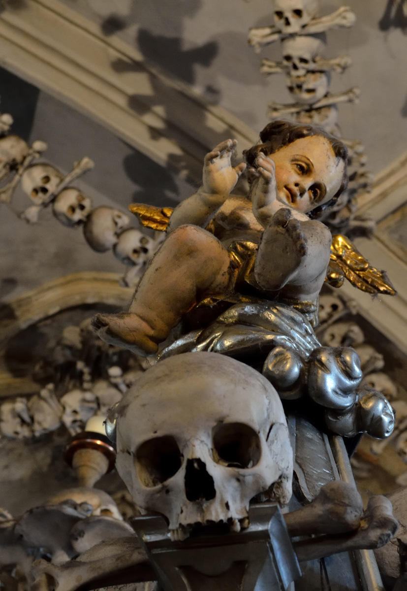 Sedlec Ossuary (Bone Church)