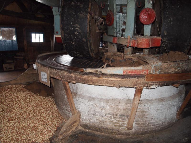 Peanut Grindstone