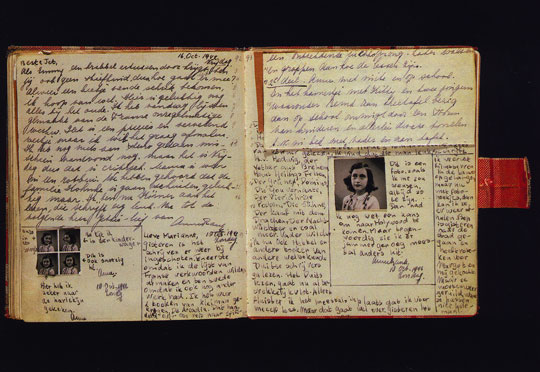 Sydney's Corner: Anne Frank and the Secret Annex