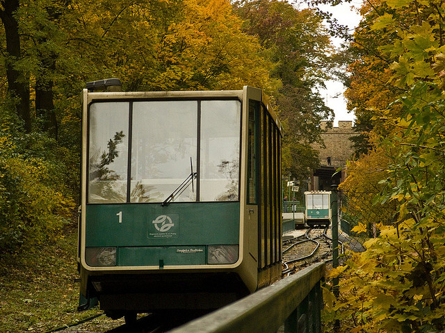 Funicular photo Czechian