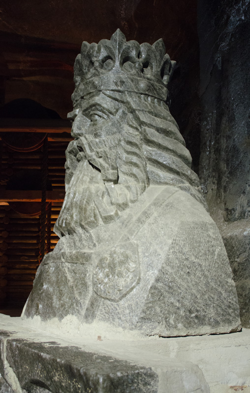 Salt Statue