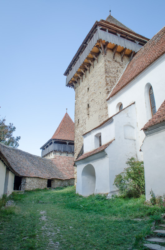 Fortified Church of Viscri