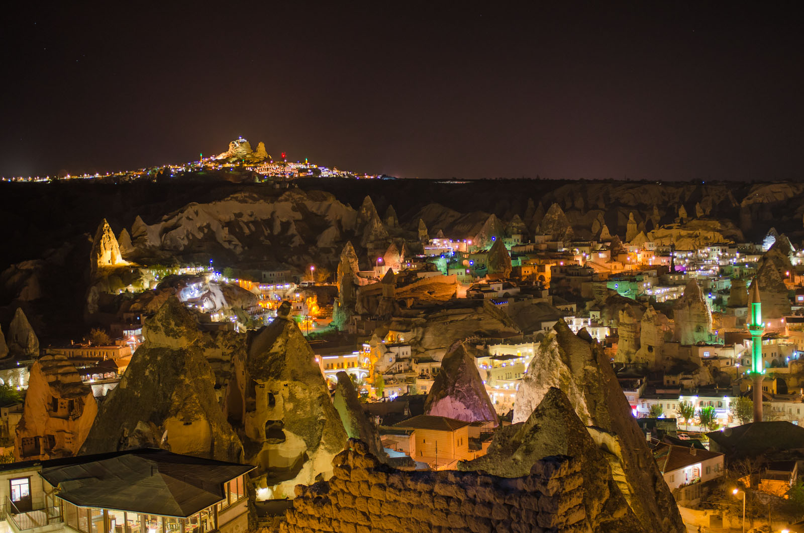 Cappadocia at Night