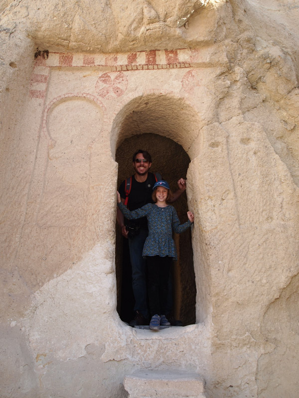 Exploring the Caves of Goreme Open Air Museum