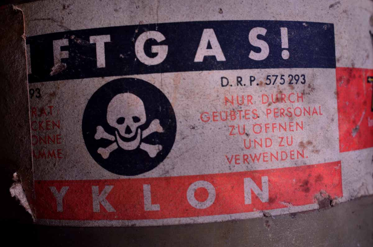 Gas canister