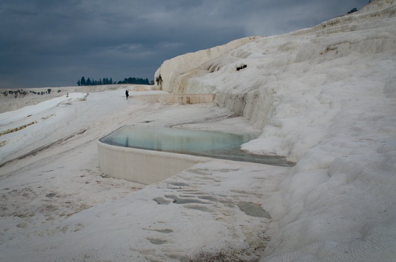 Terraces of Pamukkale
