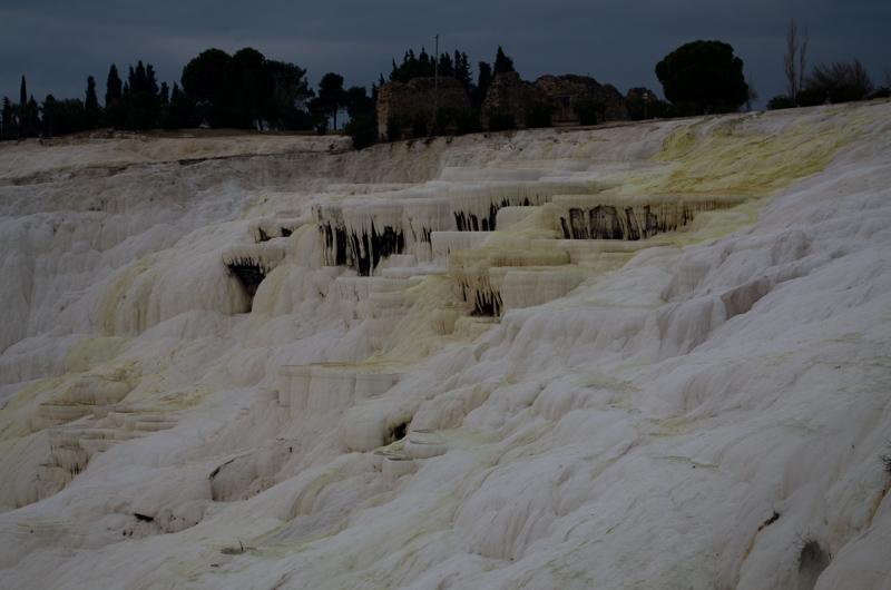 A glimpse of Hierapolis
